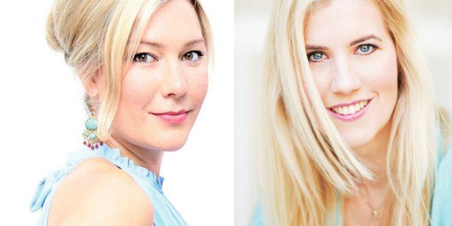 Isabelle von Fallois und Rebecca Campbell
