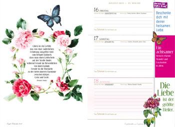 Engelkalender 2019 vom Engelmagazin