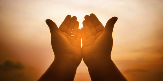 Die wunderbare Macht des Gebets